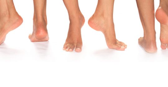 GREAT NEWS FOR YOUR FEET