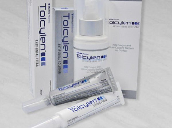The First Anti-Fungal, Cosmetic, and Nail Renewal Treatment All . in . One